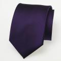 Krawatte dunkelviolett