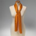 Tuch orange 25x160 seide